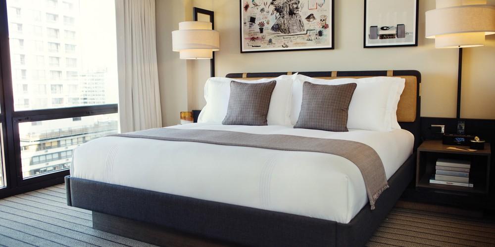Thompson Hotel - Chicago - Illinois - Doets Reizen