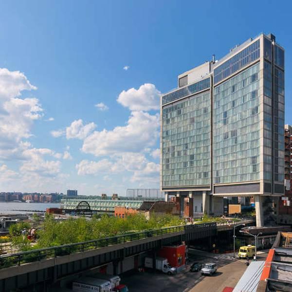 The Standard, High Line - exterior