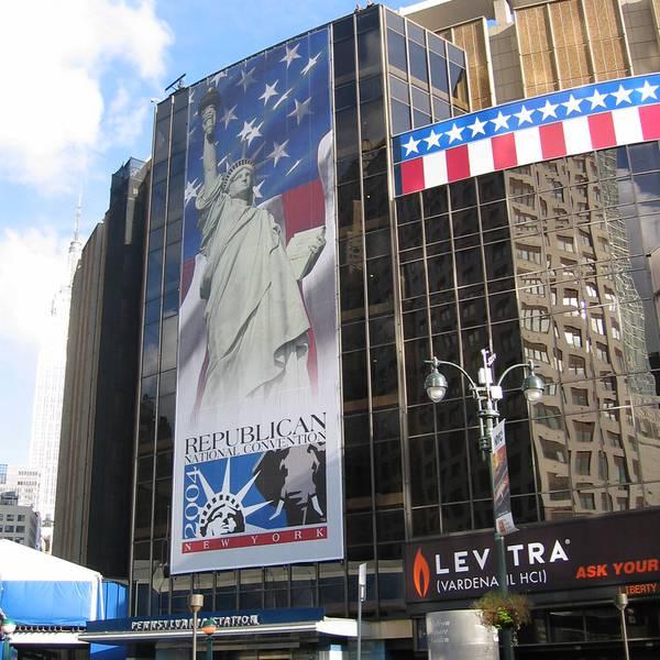 Madison Square Garden - New York - Doets Reizen