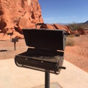 Valley of Fire, Hooverdam, Lake Mead - Dag 13 - Foto