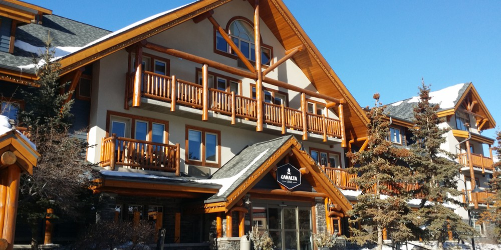 Canalta lodge - Banff - Alberta - Canada - Doets Reizen
