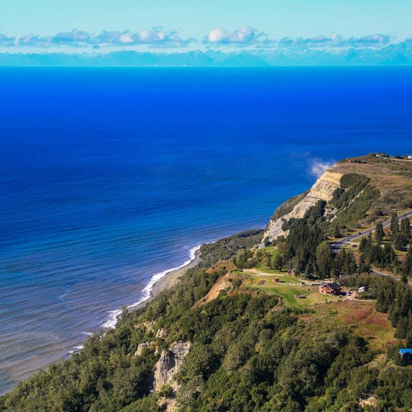 Kenai Peninsula Suites - uitzicht