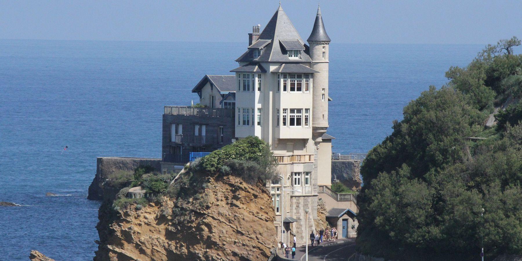 Biarritz   Basque Country   Frankrijk   Doets Reizen