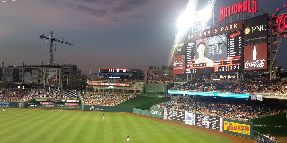 Baseball - Sport - Washington D.C. - Doets Reizen