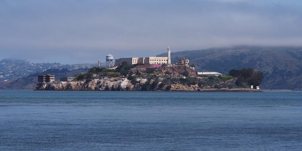 Alcatraz San Francisco California