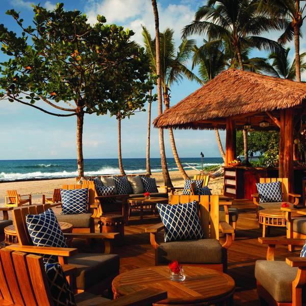 Four Seasons Resort Hualalai Lounge