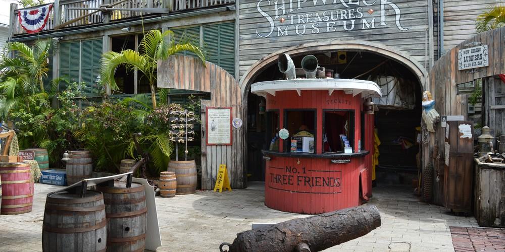 Schipwreck Museum - Key West - The Keys - Florida - Doets Reizen