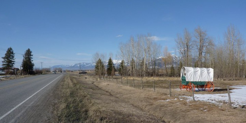 Bozeman - Montana - Amerika - Doets Reizen