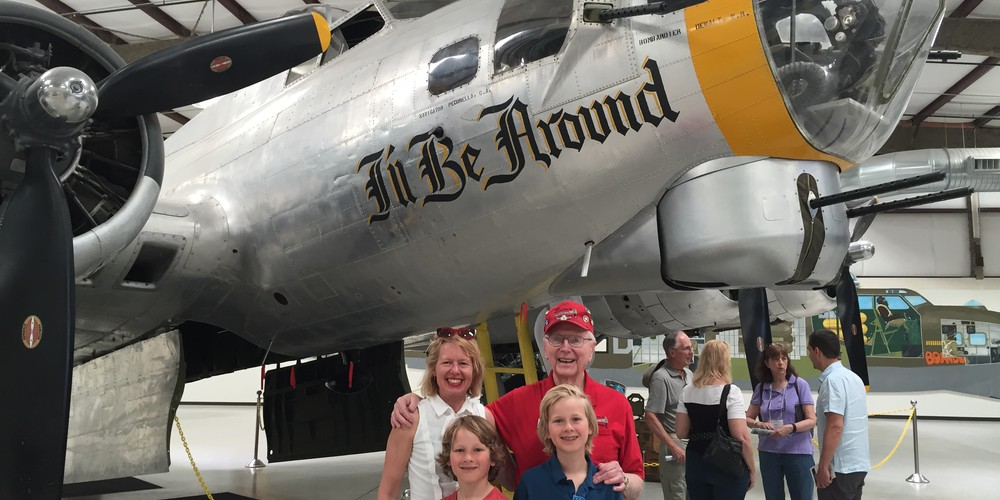 Pima Air Museum in Tucson, Arizona