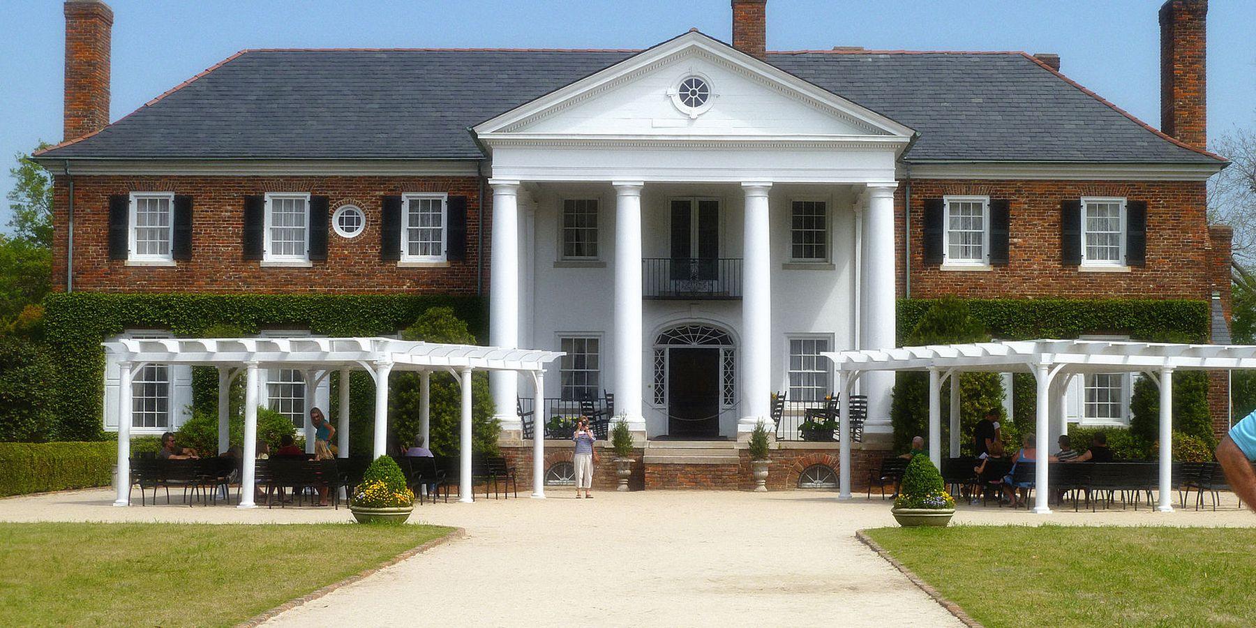 Boone Hall Plantation - Charleston - South Carolina - Doets Reizen