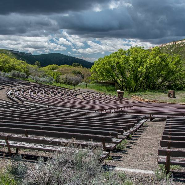 Morefield Campground, Morefield Amphitheater