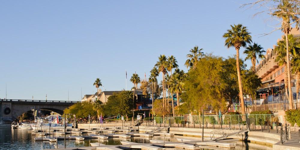 Lake Havasu City - Arizona - Doets Reizen
