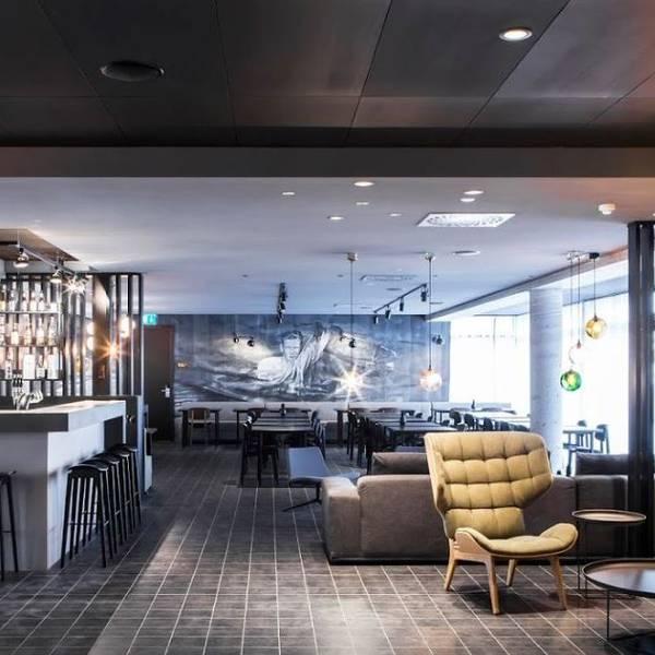 Skuggi Hotel Reykjavik - lounge