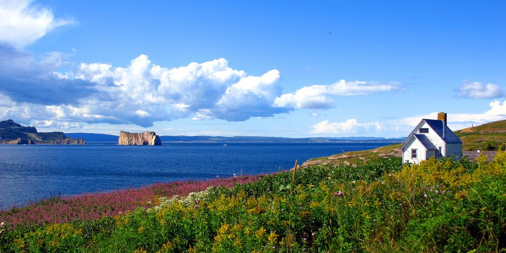 Perce - Quebec - Canada - Doets Reizen