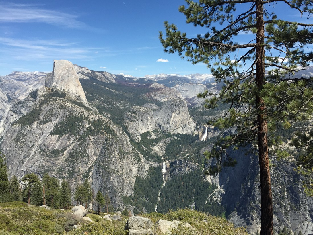 Yosemite NP in California