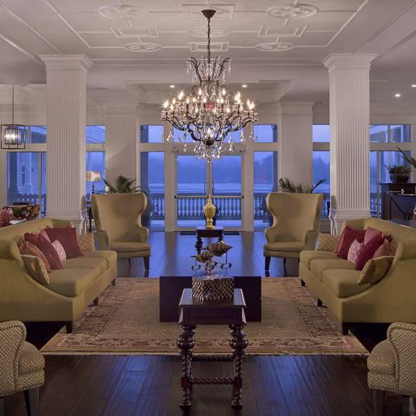 Prestige Oceanfront Resort - Lobby