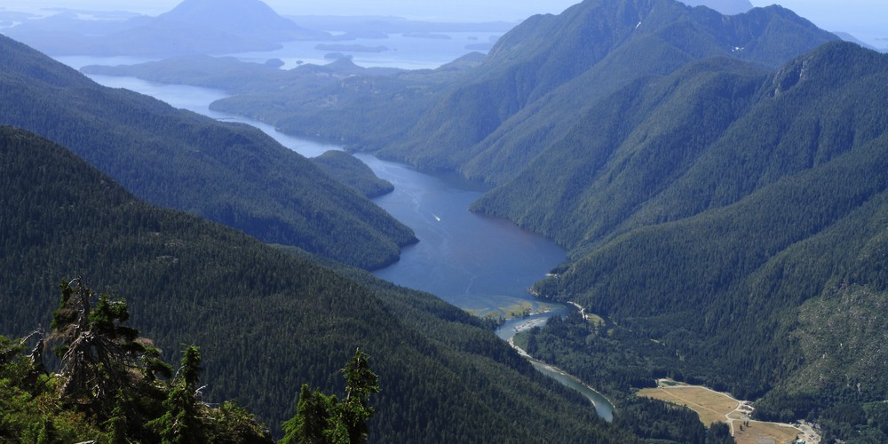 Clayoquot Wilderness Lodge - Pacific Rim National Park - Vancouver Island - British Columbia - Canada - Doets Reizen