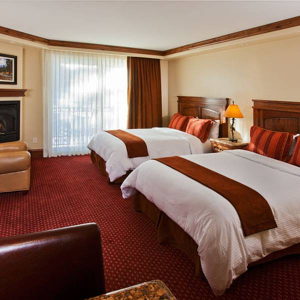 Tivoli Lodge - room
