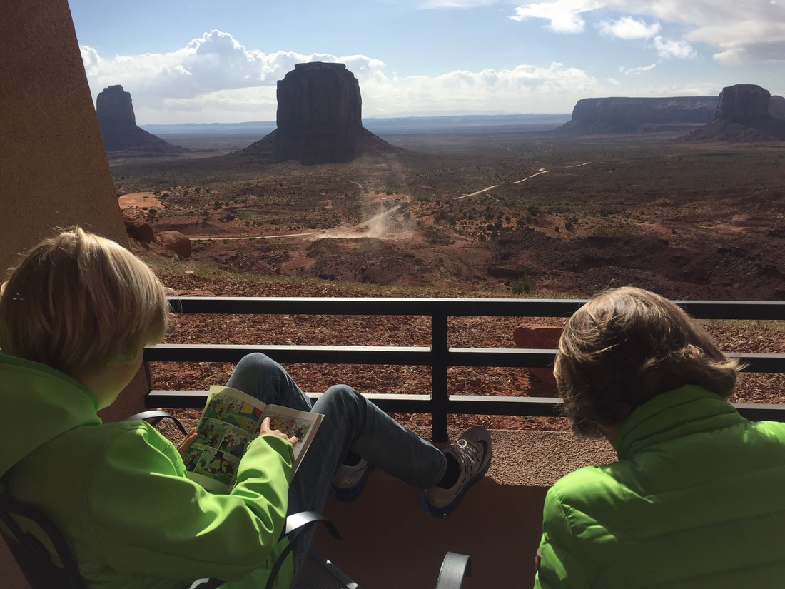 The View Hotel - Monument Valley - Utah - Doets Reizen