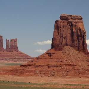 Monument Valley National Park - Dag 17 - Foto