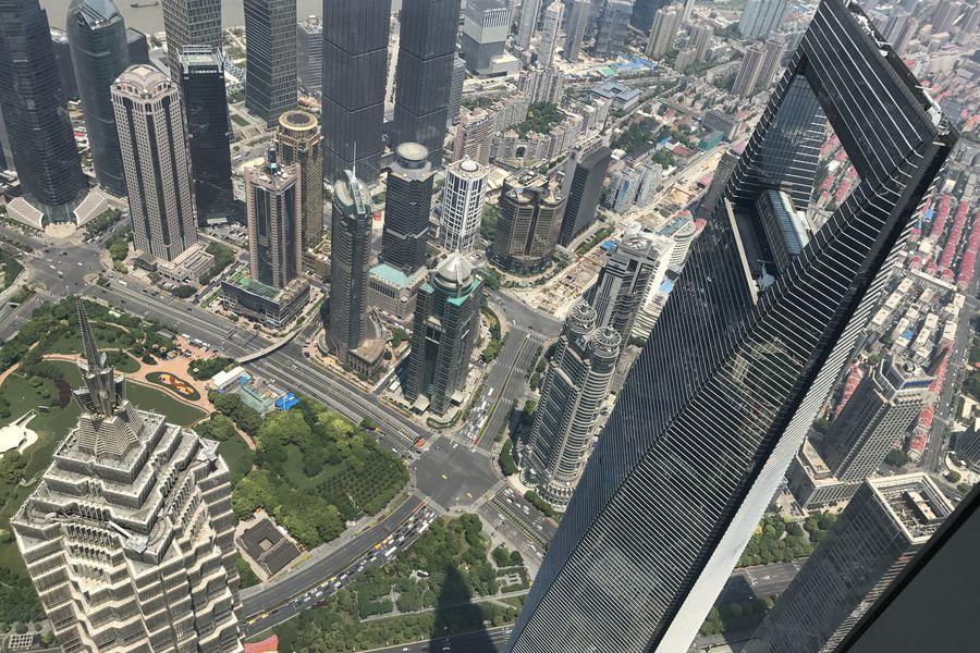 Skyline Shanghai - China - Doets Reizen
