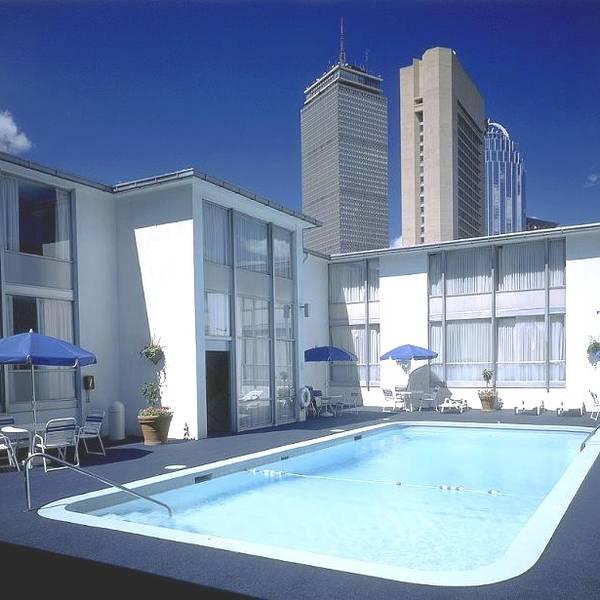 Midtown Hotel Boston - zwembad