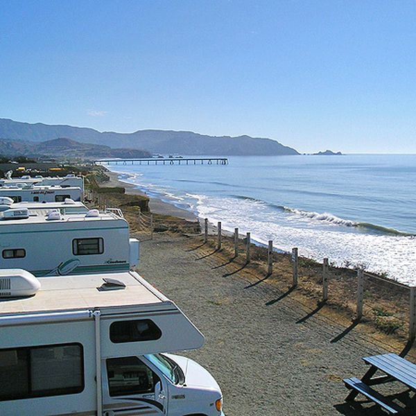San Francisco RV Resort - camperplaats