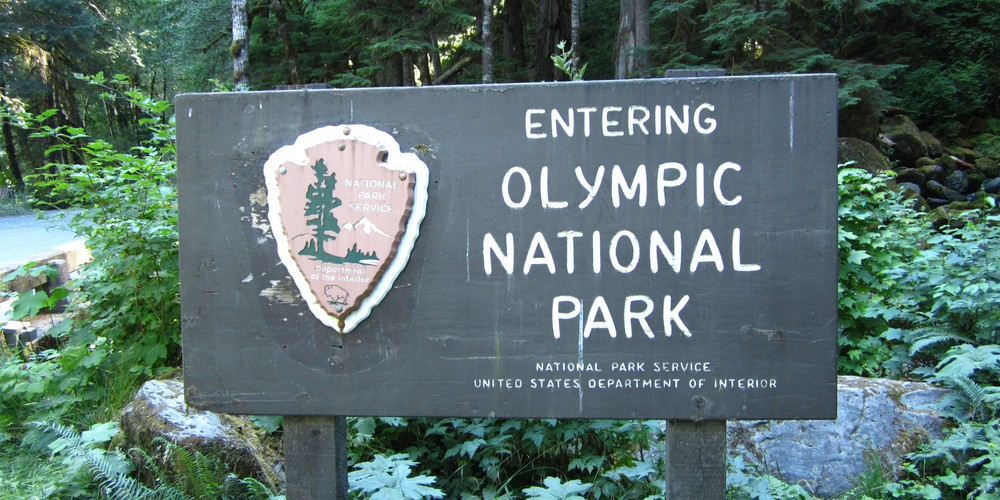 Olympic NP in Washington State