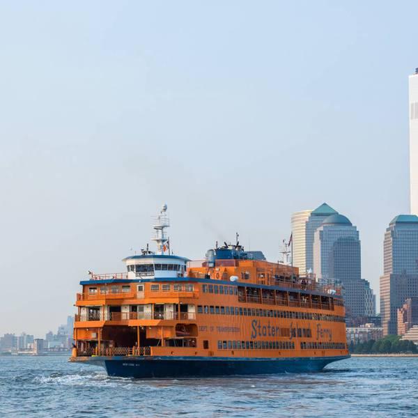 Staten Island Ferry - New York - Doets Reizen