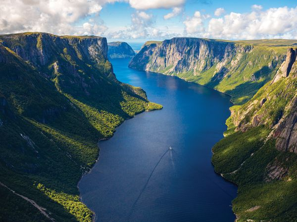 West Brook Pond - Gros Morne National Park - Newfoundland & Labrador - Canada - Doets Reizen