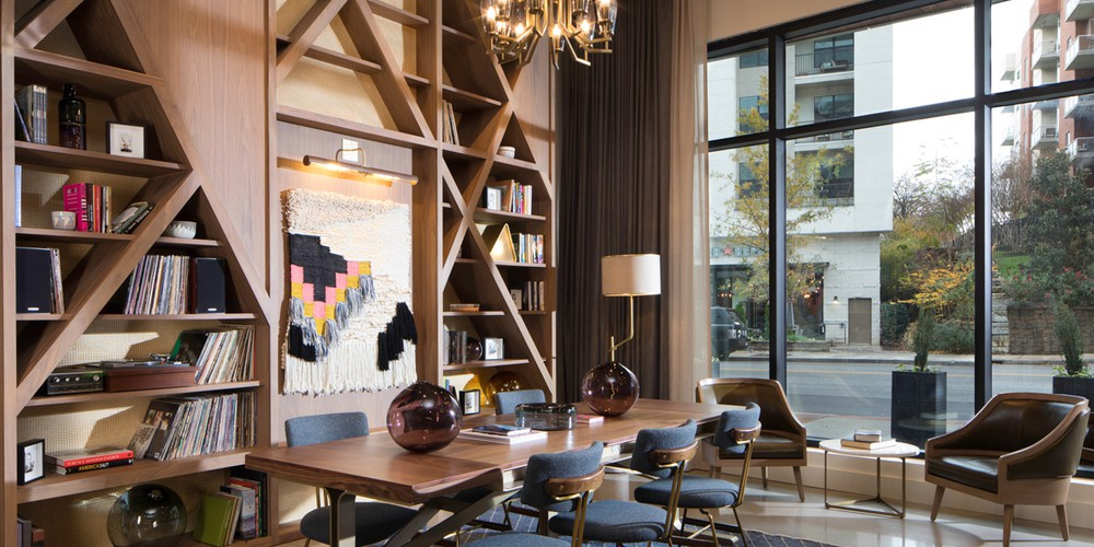Thompson Hotel - Nashville - Tennessee - Amerika - Doets Reizen