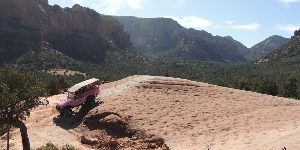 JeepTour Sedona Oak Creek Canyon