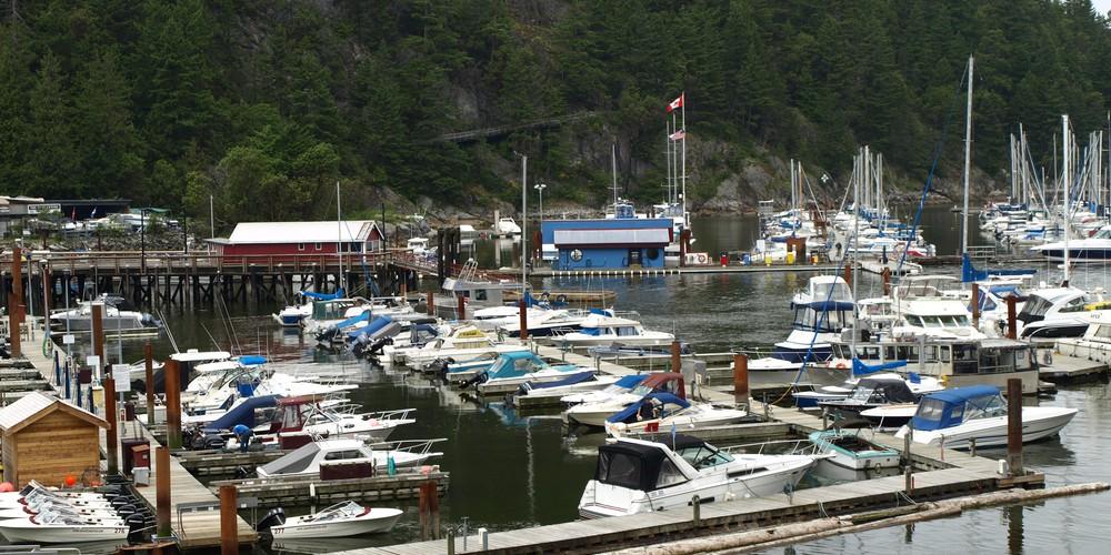 BC Ferries - Horseshoe Bay - Vancouver - British Columbia - Canada - Doets Reizen