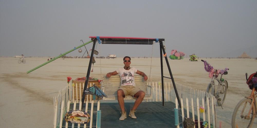 Burning Man - Festival - Nevada - Doets Reizen