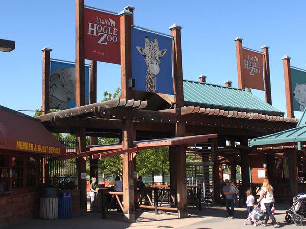 Utah's Hogle Zoo - Salt Lake City - Utah - Doets Reizen