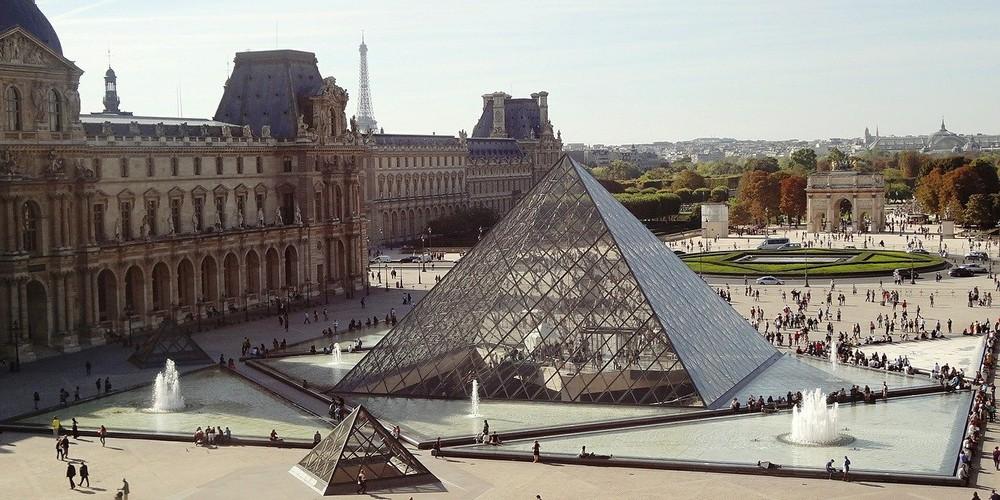 Parijs - Louvre Frankrijk Doets Reizen afbeelding van 139904 via Pixabay