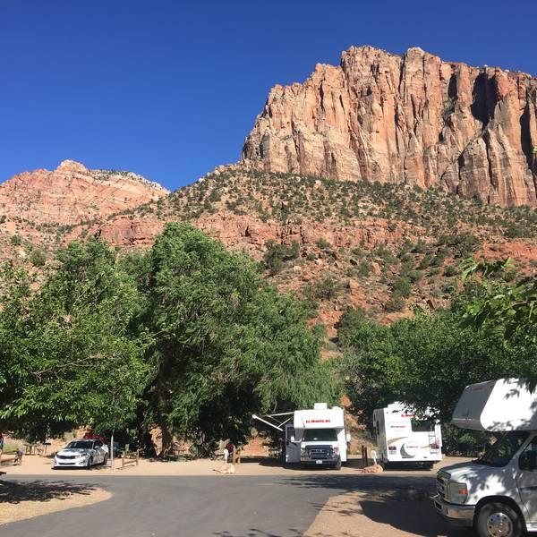 Zion Campground (2)