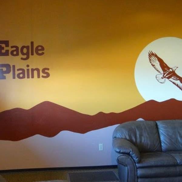 Eagle Plains Hotel - carwash