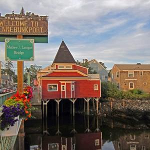 Dag 16 – Van New Hampshire naar Kennebunkport in Maine - foto's - Dag 16 - Foto