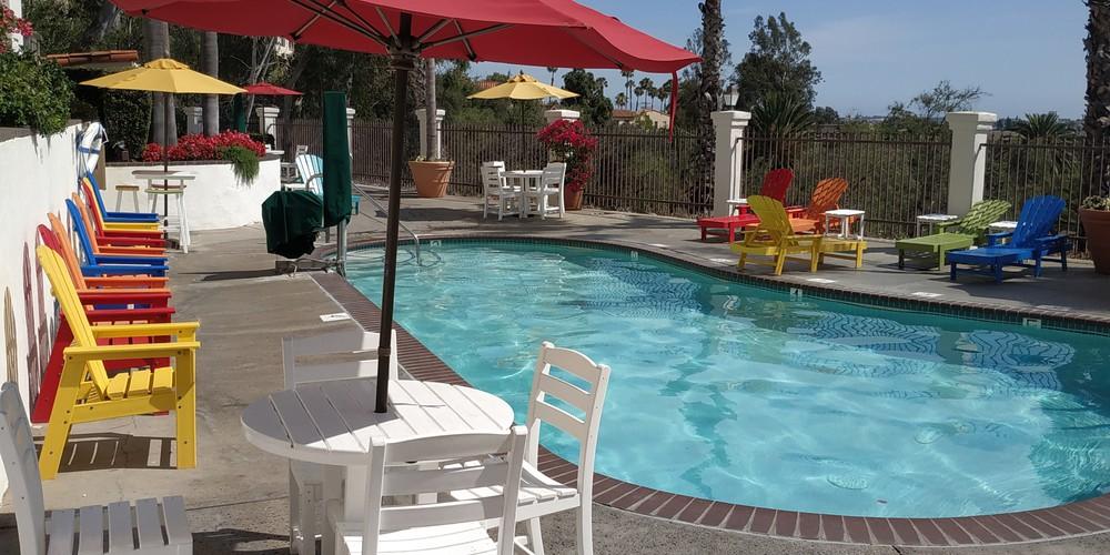 Hotel Hacienda - San Diego - California - Amerika - Doets Reizen