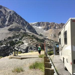 Van Mammoth N.P. naar Yosemite N.P. - Dag 21 - Foto