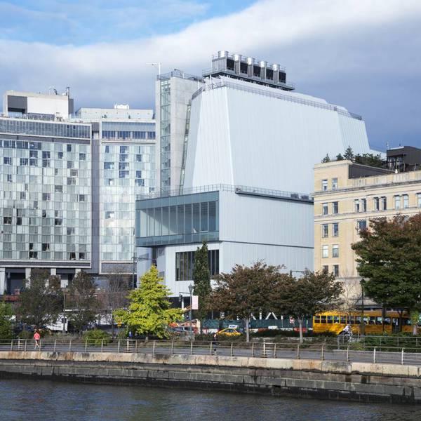 Whitney Museum - New York - Doets Reizen
