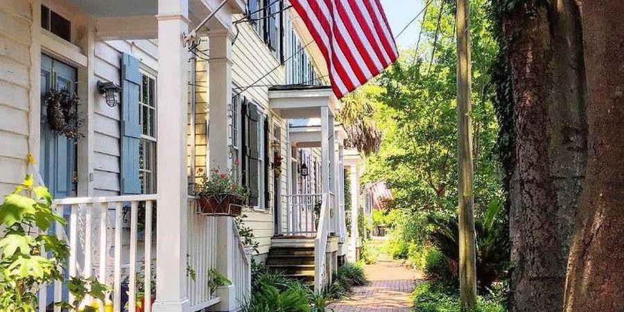 Savannah - Georgia - Amerika - Doets Reizen