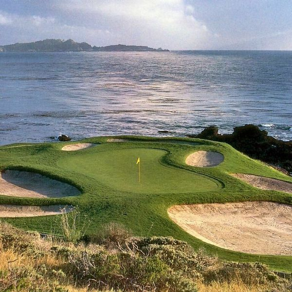 Pebble Beach - Golf
