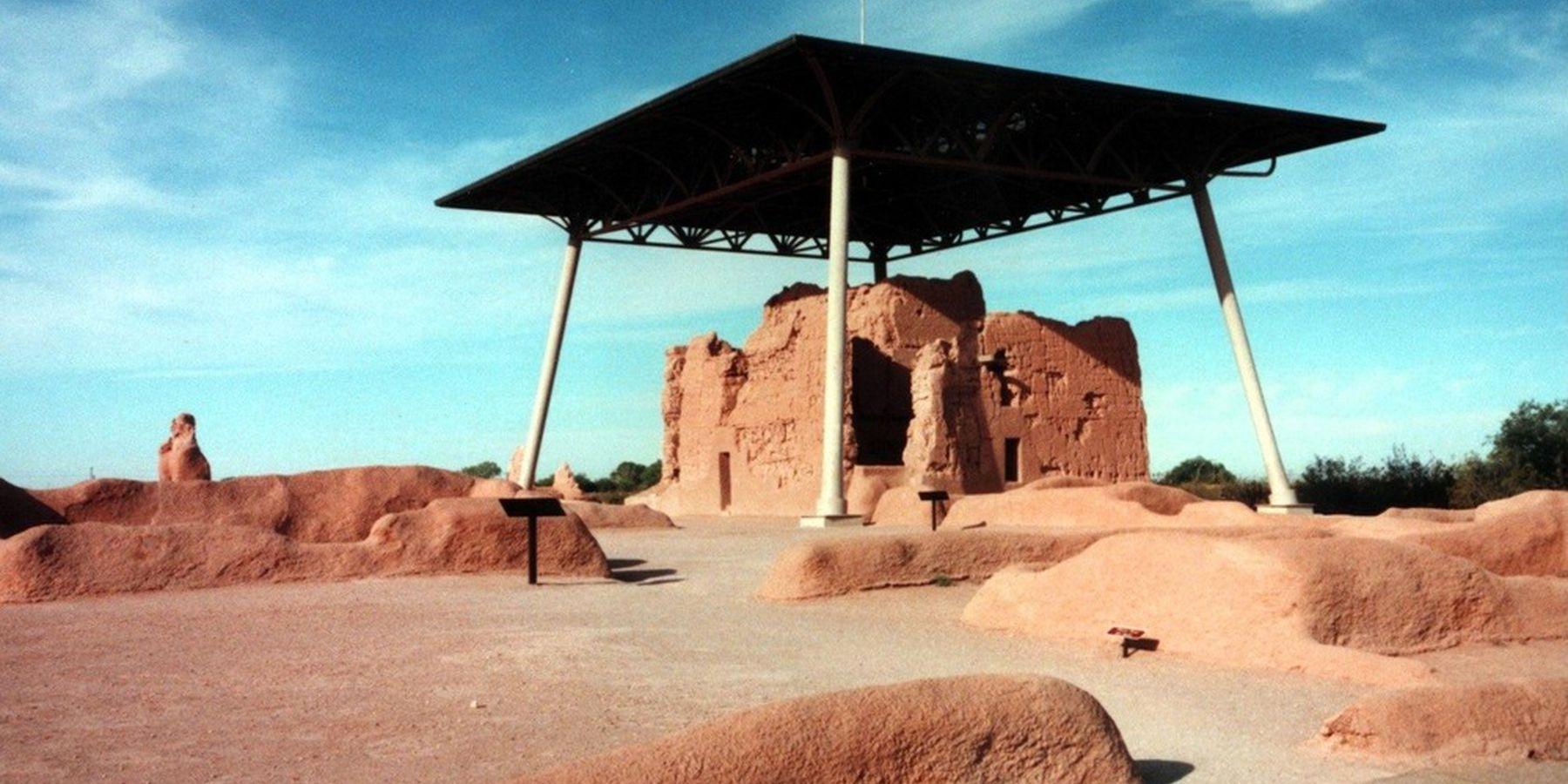 Casa Grande - Phoenix - Arizona - Doets Reizen