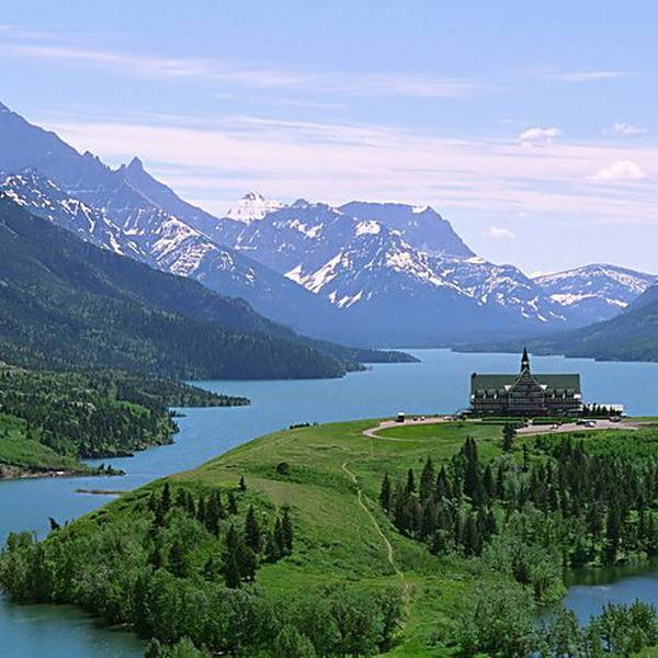 Prince of Wales Hotel Waterton - 1
