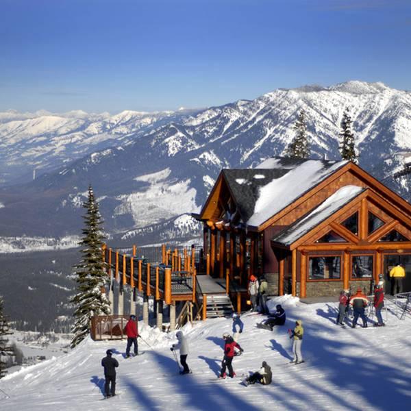 Wintersport - Fernie - British Columbia - Canada - Doets Reizen