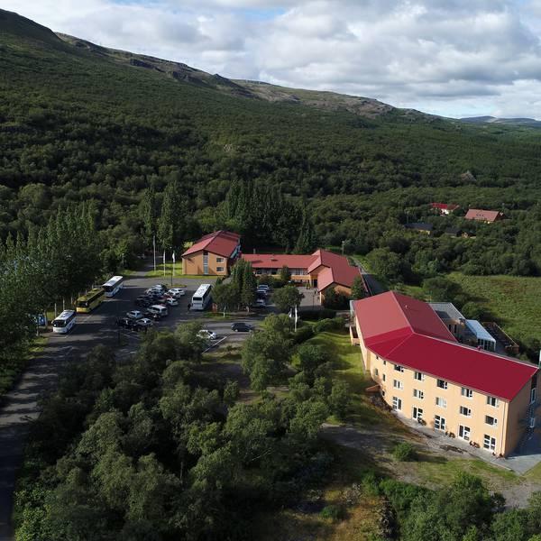 Hallormsstadur Hotel1