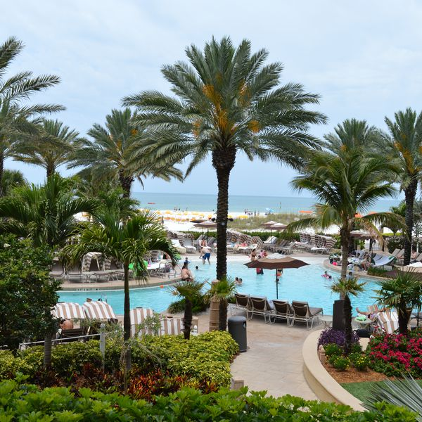 Sandpearl Resort - zwembad