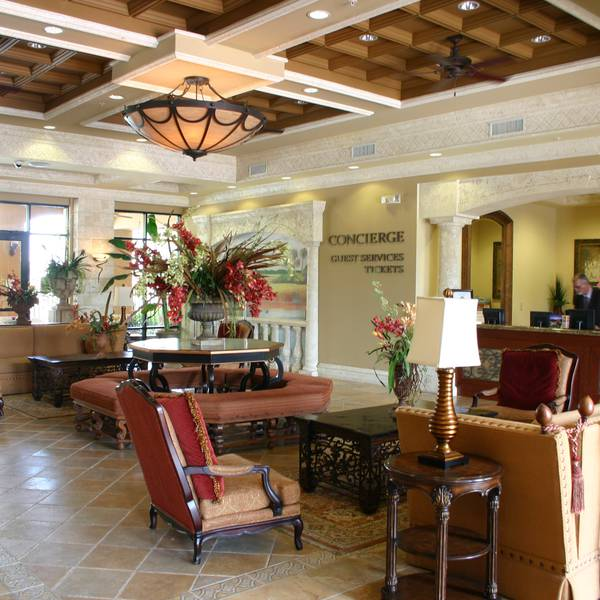 Floridays Resort - lobby